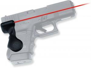 Crimson Trace Rubber Lasergrip, Black - Sub-Compact For Glock 29/30 - LG-629 LG629