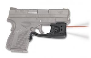 Crimson Trace Laserguard Pro Red Laser/Light for Springfield Armory XD-S LL-802 LL802