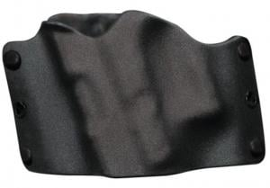 Phalanx Defense Systems Stealth Operator Holster, Outside Waistband, Left Hand Compact, Black, Multi-Fit, H60092 H60092