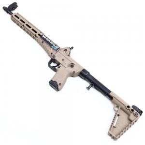 Kel-Tec Sub-2000 Rifle 9mm 16.25in 15rd Nickel Boron Tan SUB2K9GLK19NBTANHC SUB2K9GLK19NBTANHC