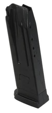 Heckler and Koch P30 / VP9 Magazine Black 9mm 10Rd 229750S