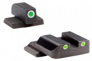 Ameriglo Tritium Night Sight For Smith & Wesson, M&P, Green, SW-801 SW801