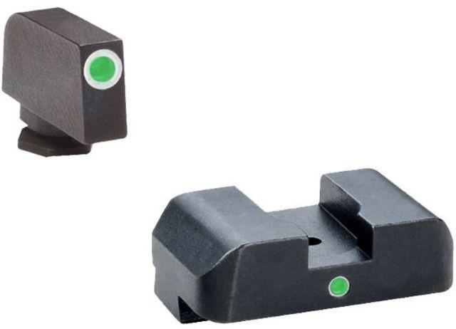Ameriglo Night Sights, For Glock I-Dot GL-101 75175 GL101