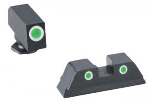 AmeriGlo GL-430 3DOT NS Glock Sight Set, GL430 GL430