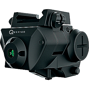iProtec Q-Series Subcompact Pistol Laser Sight Green - Scopes at Academy Sports 6117