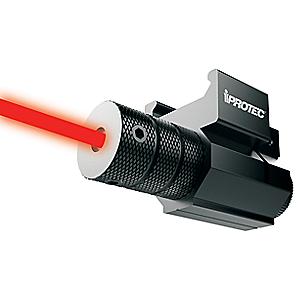 I-PROTEC iPROTEC MRLS Mini Red Laser - aluminum 645397932062