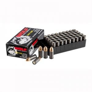 Wolf Performance 9mm Luger Ammo 645611300967