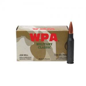 Wolf Performance Ammo MC22362FMJ MLT 223 62 500 MC22362FMJ