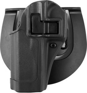 BlackHawk Sportster SERPA Holster, Gunmetal Gray, Right Hand - For Glock 20/21 & MP45 - 413513BK-R 413513BKR
