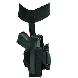 Blackhawk! 40AH10BKR CQC Ankle Holster SZ 10 40AH10BKR