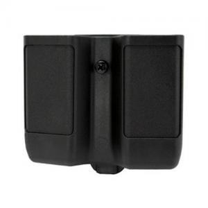 Blackhawk! Double Magazine Case Double Row Matte 410610PBK