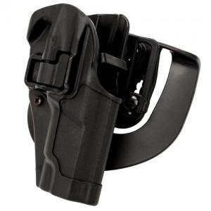 Blackhawk! Serpa CQC BL/PDL Ruger P85 RH Black 410511BKR
