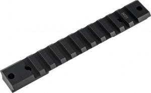 Warne Remington 700 Short Action XP Tactical Rail, 7673M 7673M 7673M