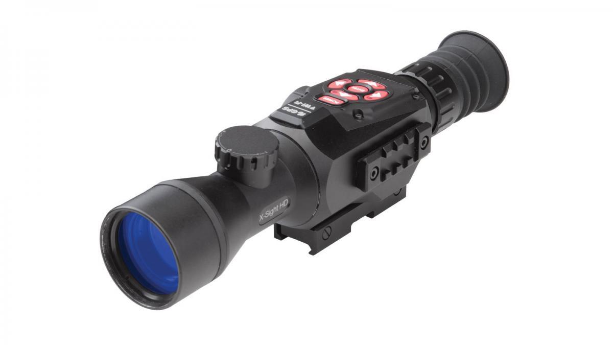 American Technology Network X-Sight II 3-14X Smart Day/Night Rifle Scope Black HD Optics DGWSXS314Z