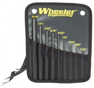 Wheeler Engineering ROLL PIN PUNCH SET 204513
