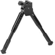Caldwell AR Bipod Prone, Black 531123 531123
