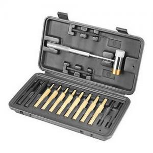 Wheeler Engineering Hammer and PUNCH Set with Case 951-900