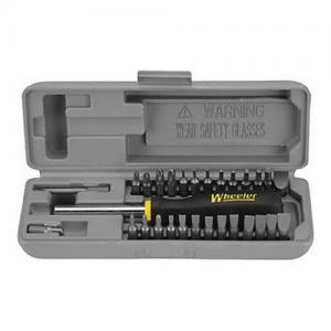 Wheeler Engineering GunsmithING Screw DRIVER Set 664507