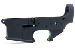 Anderson Manufacturing AM-15 Stripped Forged Lower 5.56mm Black AR15A3-LWFOR 661799410182