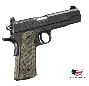 Kimber KHX Custom Optics Ready Black 9mm 5-inch 8Rds KIM3000374