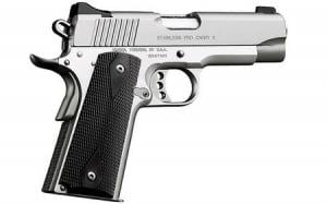 KIMBER Stainless Pro Carry II 45 ACP 1911 Pistol 3200052