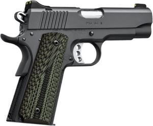 Kimber Pro TLE II .45acp 4 inch 7Rd with G10 grips 669278323404