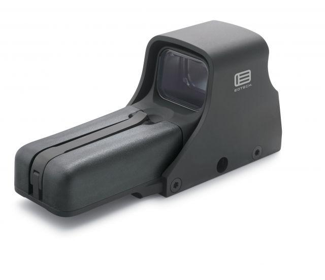 EOTech 512 A65 Holographic Weapon Sight, Black, Standard Accessories 512-A65-EE 512A65
