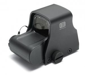 EOTech Transverse Red Dot Sight, Black, Circle 2-Dot Reticle XPS2-2 XPS22