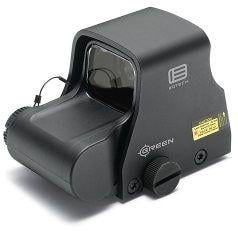 EOTech XPS2 Green Holographic Weapon Sight w/Green Reticle, Black, XPS2-0GRN 672294600626