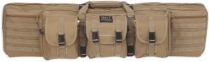 Bulldog Cases 37in Single Tactical Rifle Case, Tan, BDT40-37T BDT4037T