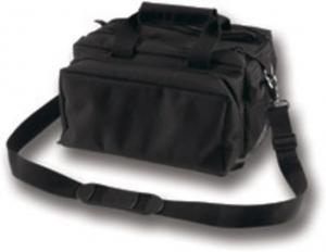 Bulldog Cases Deluxe Range Bag w/ Strap, Black BD910 BD910