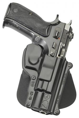 Fobus Standard Paddle Holster for CZ 75 Right Hand CZ75