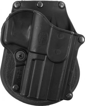 Fobus Standard Paddle Right Hand Holster - Springfield Armory XD/HS2000, 9mm/.40 cal/.357 cal., and the H & K P2000 SP11