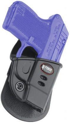 Fobus Evolution Holster, Paddle, Right Hand - Ruger LCP - KT2G KT2G