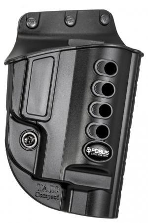 Fobus Evolution Paddle Holster for Steel Frame Taurus Judge TAJD