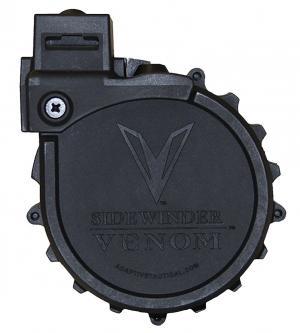 Adaptive Tactical Sidewinder Venom Rotary Magazine Black 12 Ga 2.75 In 10Rds 00902