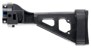 SB Tactical Side Folding Brace For MP5K Black SBT5KA-01 SBT5KA-01