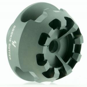 Strike Industries Cookie Cutter Comp AR Style Steel Black SICCCOMP308