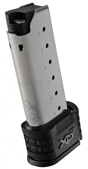 Springfield Magazine 45 ACP 7 Round w/ Sleeve for Backstraps 1 and 2 XDS XDS50071 XDS50071