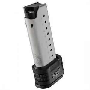 Springfield XDS Extended Magazine 9mm 9rd w/ Sleeve 706397895761