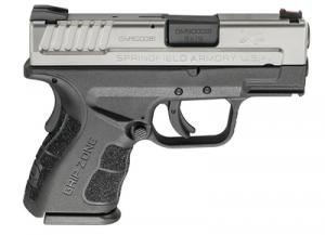 Springfield XD Mod.2 Sub-Compact Stainless / Black 9mm 3-inch 16Rd 706397899691