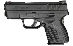 Springfield Armory XD-S Essential Pistol .45 ACP 3.3in 5rd Black XDS93345BE XDS93345BE