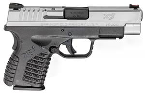 Springfield Armory XD-S Essential Pistol .45 ACP 4in 6rd Two Tone XDS94045SE XDS94045SE