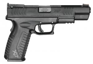 Springfield XD(M) Competition Black .45 ACP 5.25-inch 10Rd XDM952545BE