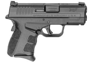 SPRINGFIELD XDS Mod.2 3.3 Single Stack 9mm Gear Up Package with Front Night Sight, 5 Mags 706397925352