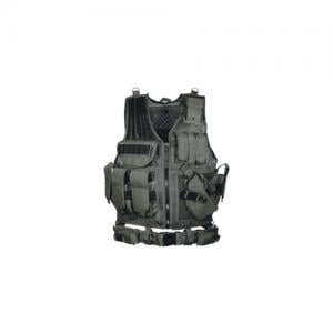 Leapers LE Tactical Vest Black 712274520547