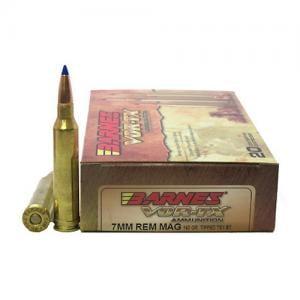 Barnes Bullets VOR-TX 7MM 140GR TTSX BT 20rds BB7MM1
