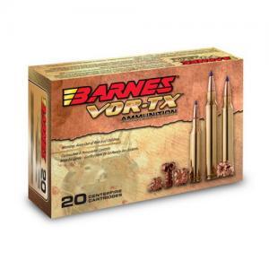 Barnes Bullets VOR-TX 30-30 150GR TSX FN 20rds BB30301