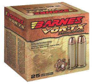 Barnes Vor-Tx Handgun Hunting 41 Remington Magnum 180 Gr 22037