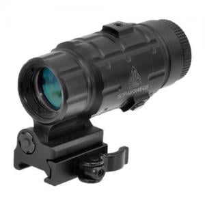 UTG Leapers 3x Black Magnifier SCP-MF3WEQS